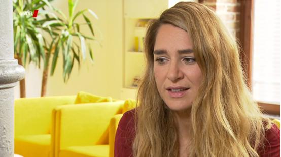 Cool bleiben bei unfreundlichen Kunden – Carmen Schenkel in WDR Markt
