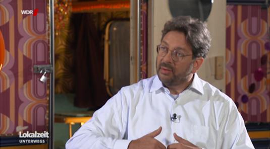 Markus Küppers in der WDR Lokalzeit unterwegs: Generation Lockdown