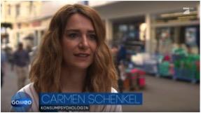 Schnäppchenläden und ihre Anziehungskraft – Carmen Schenkel im Galileo TV-Check