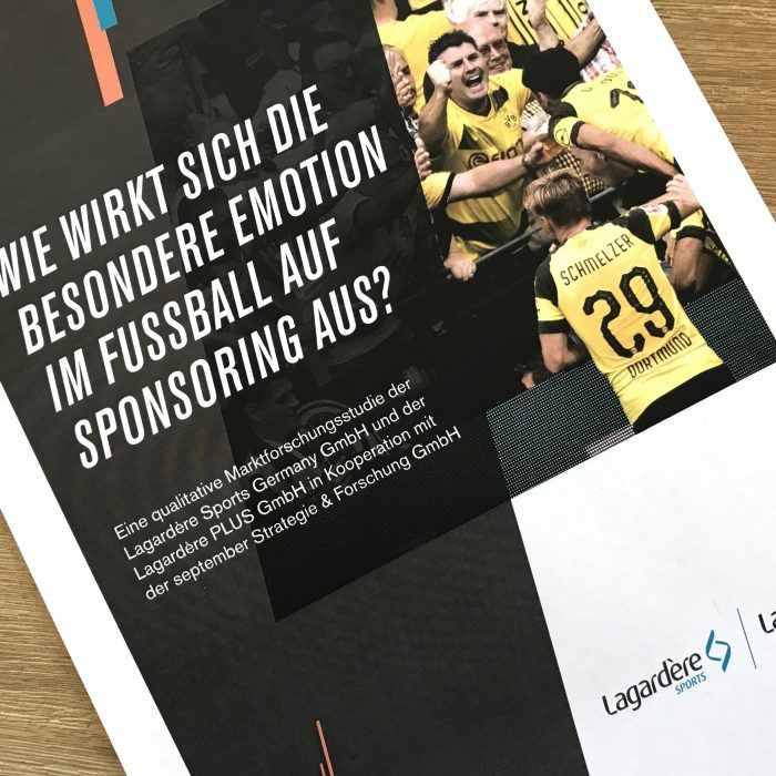 Lagardère – Emotionsmessung im Stadion