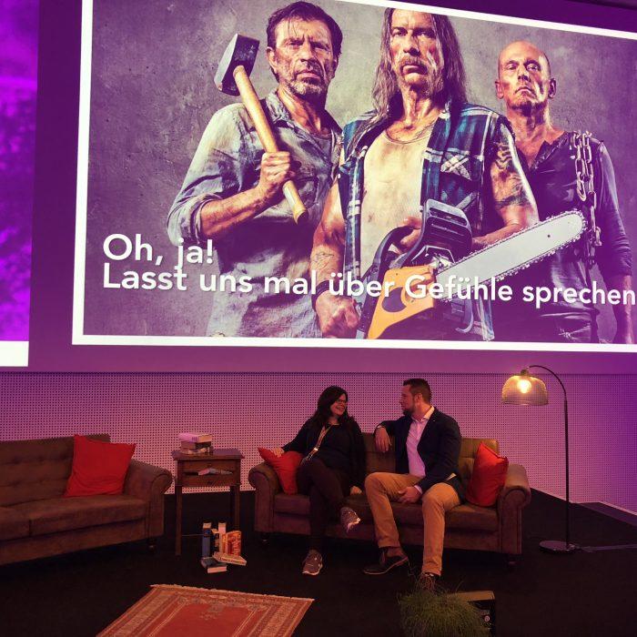 september auf den B2B Marketing Days Würzburg 2018