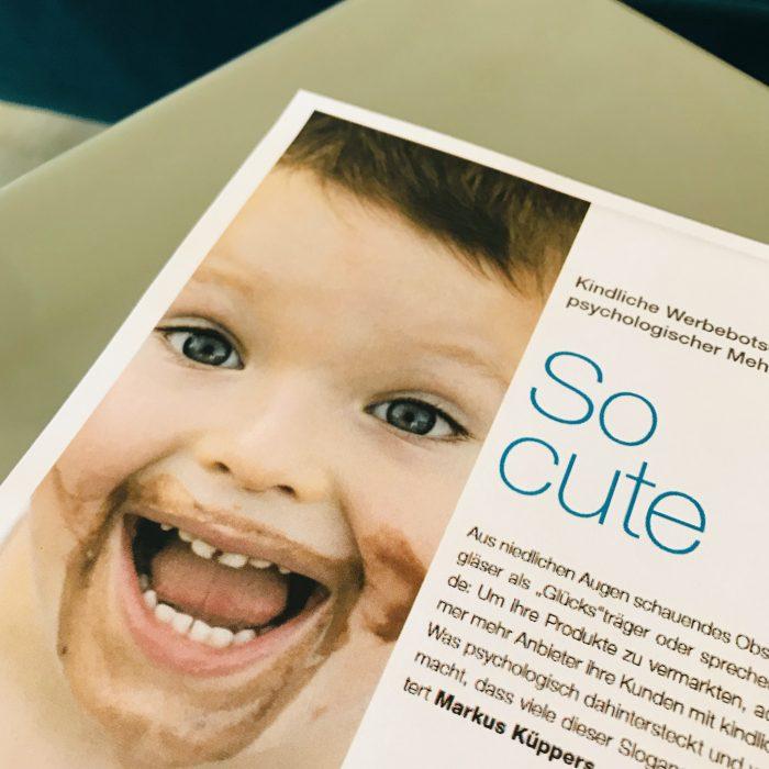 Werbebotschaften für unser inneres Kind