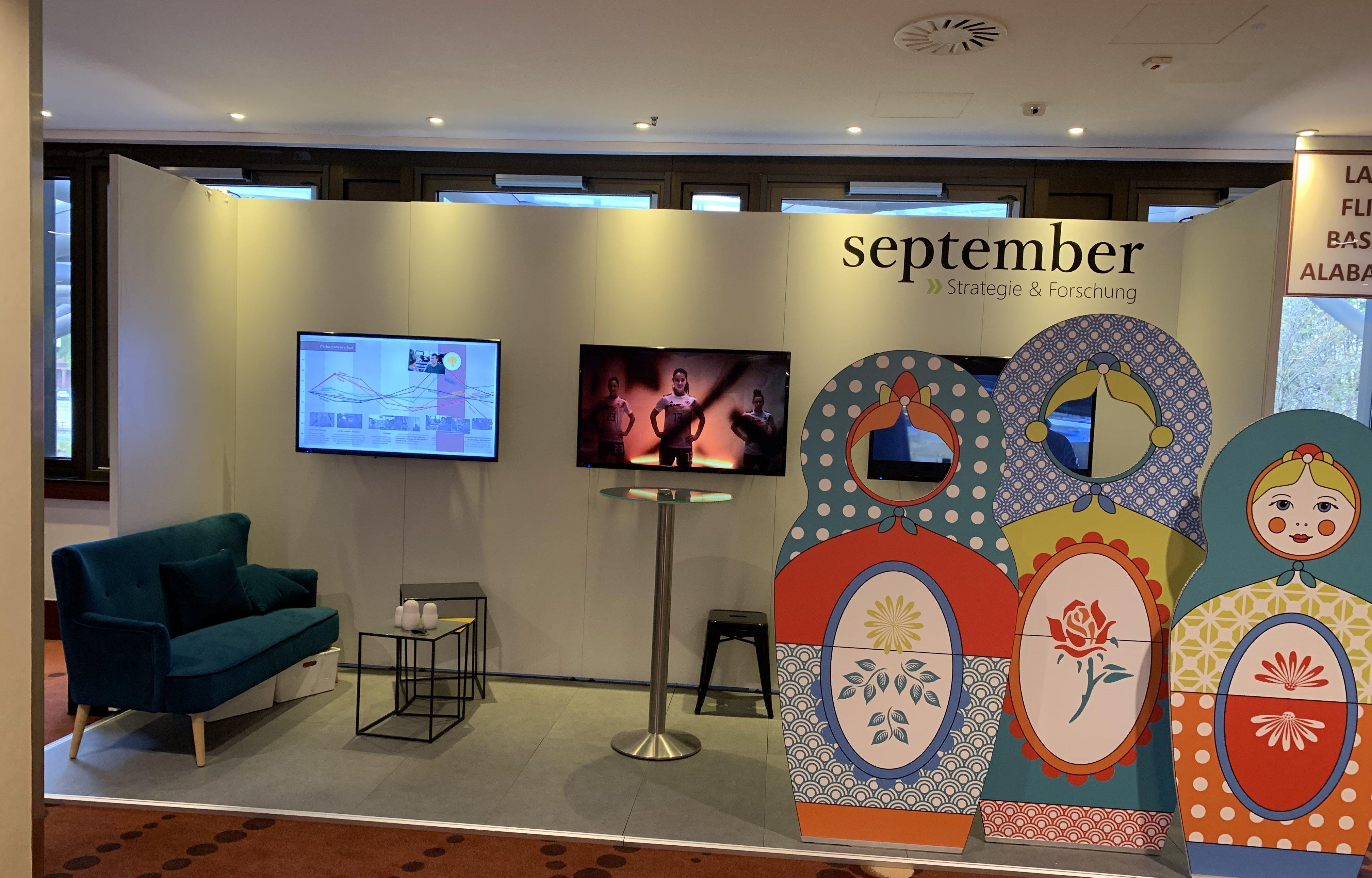 september auf dem Doppelkongress: Insights und Werbewirkungsgipfel 2019